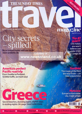 Times Travel May 2017